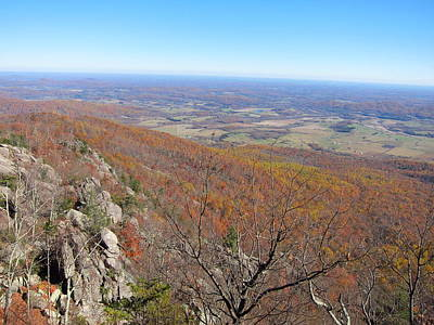 Oldrag Photograph - Old Rag Hiking Trail - 121234 by DC Photographer