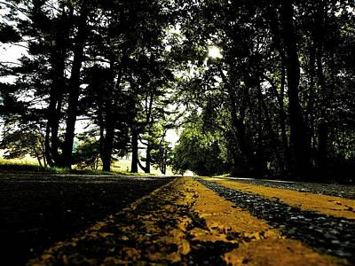 Photograph - Old Road by Christian Rooney
