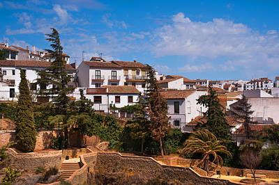 Old Ronda. Andalusia. Spain Art Print