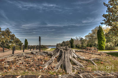 Photograph - Old Ruins by Dale Powell
