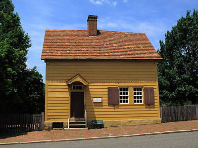 Photograph - Winston-salem Nc - Old Salem Store by Frank Romeo