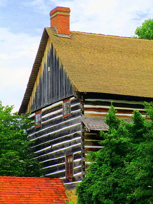 Photograph - Old Salem Workshop by Randall Weidner