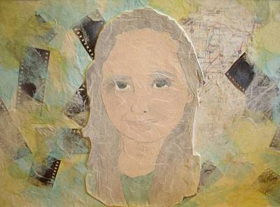 Mixed Media - Old by Samantha L