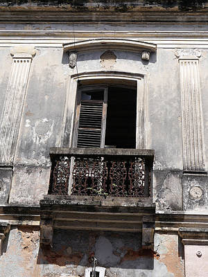 Photograph - Old San Juan - Abandoned by Richard Reeve