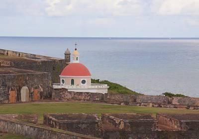 Photograph - Old San Juan by Daniel Sheldon