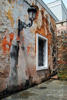 Photograph - Old San Juan Jail by George D Gordon III