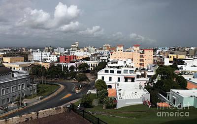 Photograph - Old San Juan by John Rizzuto