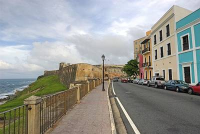 Photograph - Old San Juan by Willie Harper