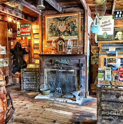 Photograph - Old Sautee Store by Bob McGill