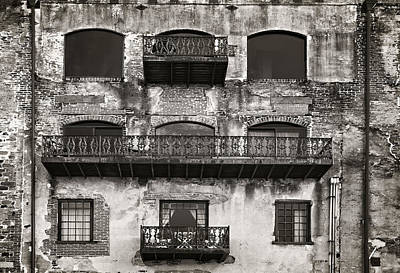 Photograph - Old Savannah by Mario Celzner