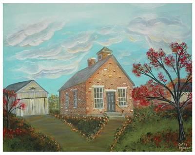 Old School Original by Cathy Hodgson