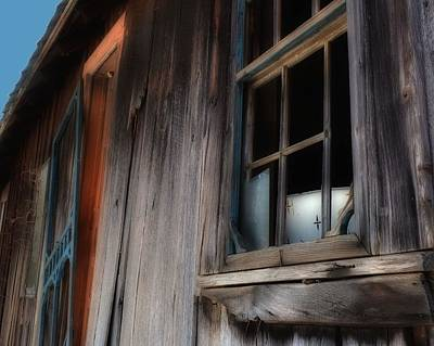 Photograph - Old Shack by Chad and Stacey Hall