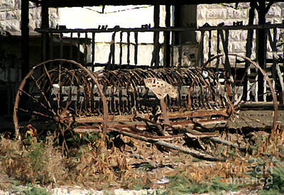 Photograph - Old Sharecropper by Doc Braham