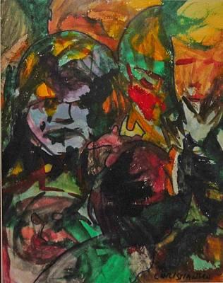 Old Souls Original by James Christiansen