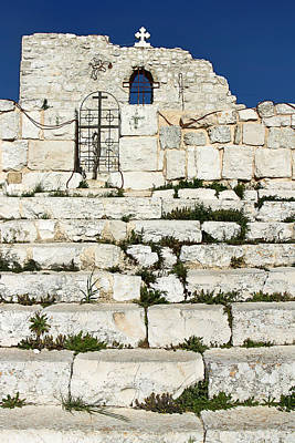 Old Stairs To St. George Ruins Original