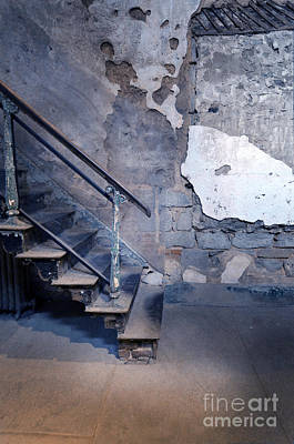 Photograph - Old Stairway by Jill Battaglia