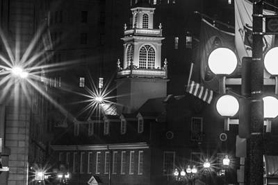 Photograph - Old State House Boston  by John McGraw