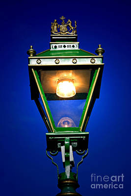 Photograph - Old Streetlamp by Craig B