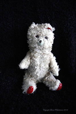 Photograph - Old Teddy Bear Ivar by Leena Pekkalainen