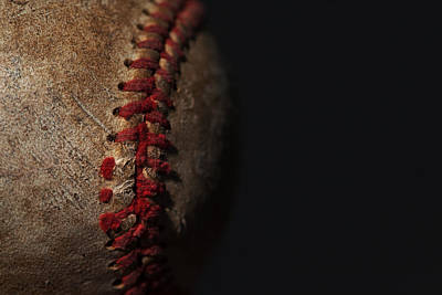 Photograph - Old Time Baseball by Karol Livote