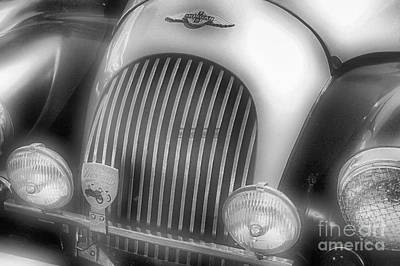 Art Print featuring the photograph Old Time Car 2 by John S