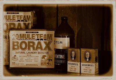 Photograph - Old Time Cleaning  by Sheri McLeroy