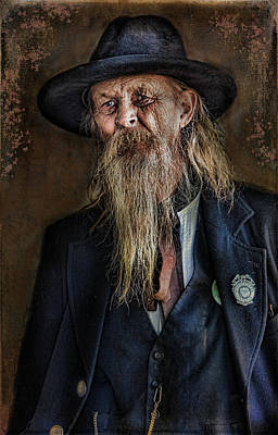 Photograph - Old Timer by Barbara Manis