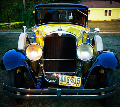 Mixed Media - Old Timer Classic by Connie Dye