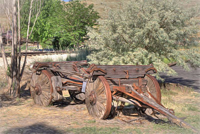 Photograph - Old Timer by Donna Kennedy