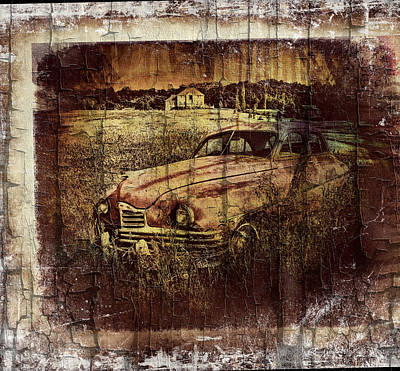 Photograph - Old-timer by Ericamaxine Price
