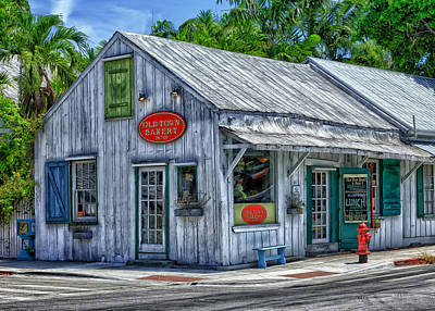 Photograph - Old Town Bakery by Frank J Benz