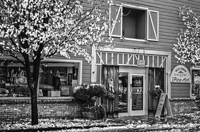 Photograph - Old Town Gallery 2 by Sherri Meyer