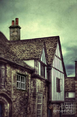 Photograph - Old Town In England by Jill Battaglia