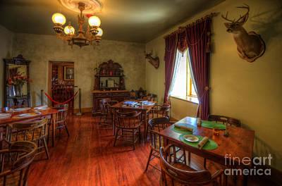 Photograph - Old Town Restaurant by Yhun Suarez