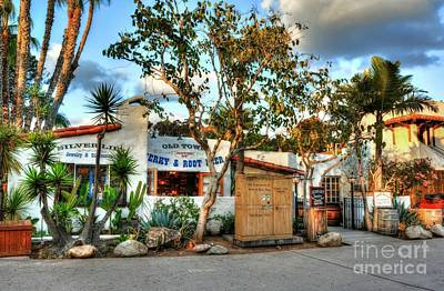 Photograph - Old Town San Diego Colors by Mel Steinhauer