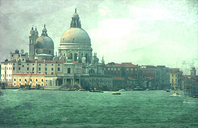 Art Print featuring the photograph Old Venice by Brian Reaves