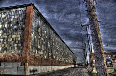 Photograph - Old Warehouse by Jonny D
