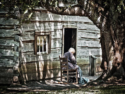 Mayberry Photograph - Old Ways by Patrick M Lynch