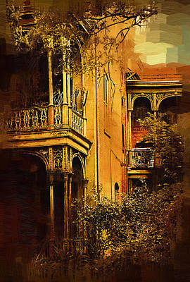 Old World Charm Art Print by Kirt Tisdale