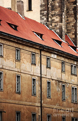 Photograph - Old World Prague by John Rizzuto