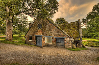 Photograph - Olde Mill House  by Darren Wilkes