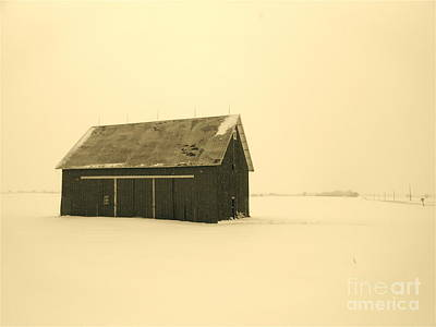 Photograph - Olden Winter Days by Tim Good