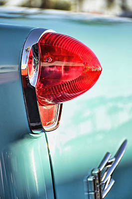 Photograph - Oldsmobile 88  by Saija  Lehtonen