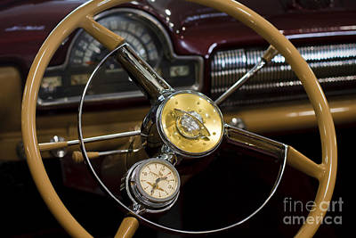 Photograph - Oldsmobile Car Watch by Dennis Hedberg