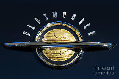 Photograph - Oldsmobile by Dennis Hedberg