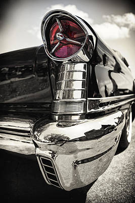 Photograph - Oldsmobile Steel by Caitlyn  Grasso