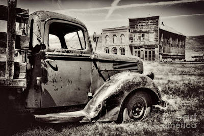 Photograph - Oldtimer by Lana Trussell