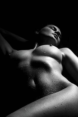 Bodyscape Art Photograph - Olga by Dieter Plogmann