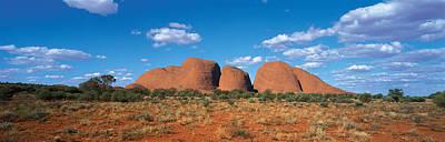 Olgas Australia Print by Panoramic Images