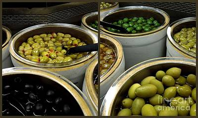 Photograph - Olive Bar by Renee Trenholm